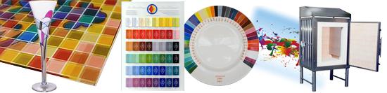 Краски для фарфора и стекла
